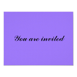 Fabric Look invitations