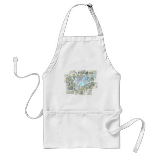Fabric Of Time Adult Apron