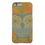 Fabric Owl iPhone 6 Case