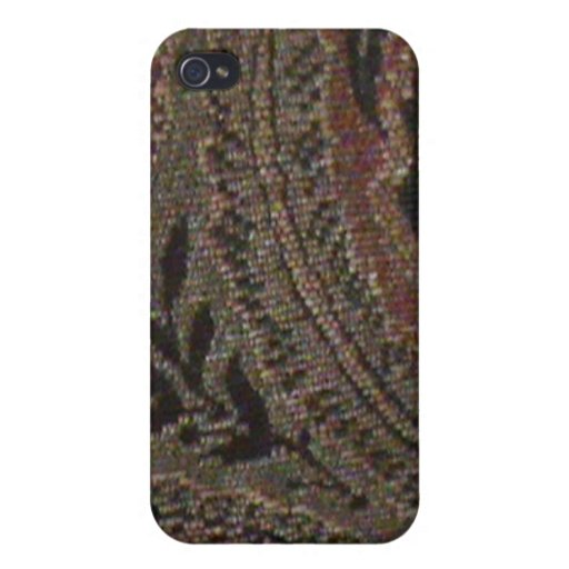 Fabric pattern 2 iphone4S iPhone 4 Cover