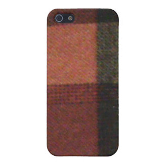Fabric pattern 3 iphone4S Case For iPhone SE/5/5s