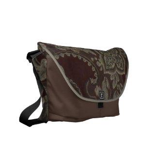 Fabric pattern Rickshaw Zero messenger bag
