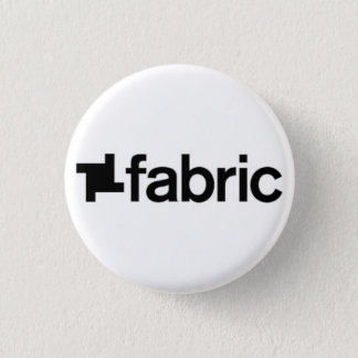 Fabric Pinback Button