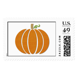 Fabric Pumpkin Stamp