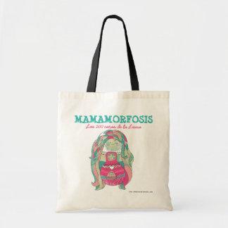 Fabric stock market of Mamamorfosis Tote Bag