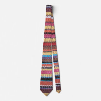 Fabric Stripes Pattern colored I + your ideas Tie