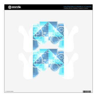 Fabric Supper Image Lash PS3 Controller Skin