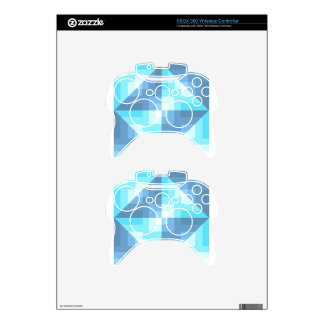 Fabric Supper Image Lash Xbox 360 Controller Decal