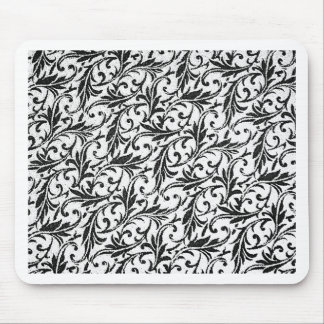 Fabric Texture, Luxury, Style, Fashion Checkers Mouse Pad