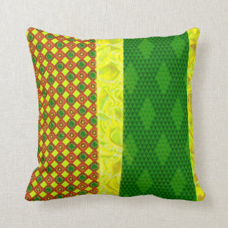 Fabric Throw Pillow
