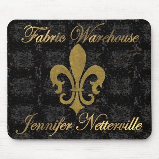 Fabric Warehouse Mousepad