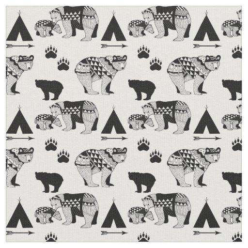Framed Woodland Creatures Animals 100/% Cotton Poplin Fabric Patchwork