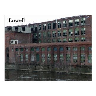 Fábrica abandonada tarjetas postales