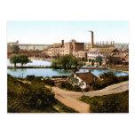 Fábrica Dartford Inglaterra de s de Wellcome y del Postal