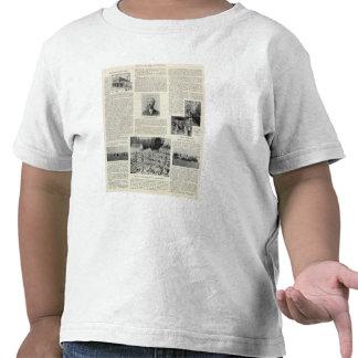 Fábrica de la incubadora de Petaluma California Camisetas