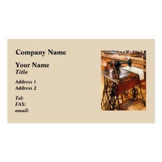 Fábrica de la ropa tarjetas de visita
