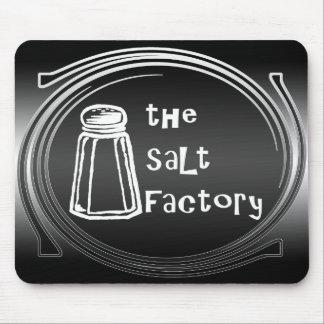Fábrica de la sal - torsión Mousepad