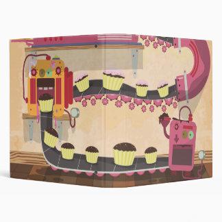 """Fábrica de la torta carpeta 1"""""""