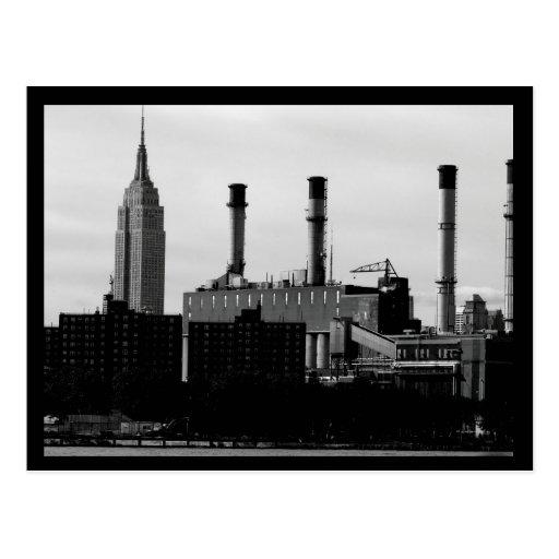 Fábrica de NYC Postal