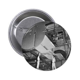 Fábrica del aeroplano WW2, los años 40 Pin