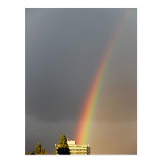 Fábrica del arco iris postal