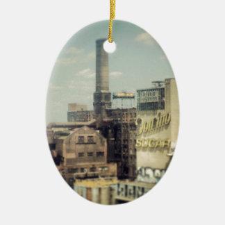 Fábrica del azúcar de Brooklyn Adorno