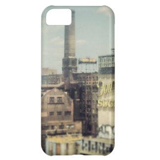 Fábrica del azúcar de Brooklyn Funda Para iPhone 5C