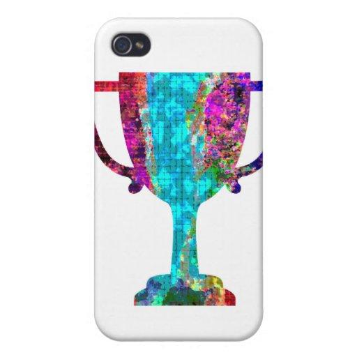 Fábrica del diseño del premio - inspire la excelen iPhone 4 funda