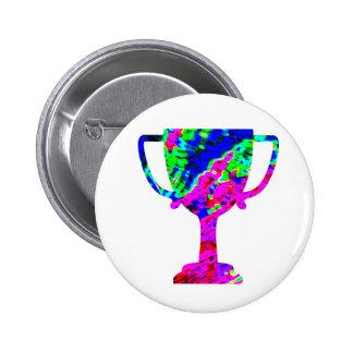 Fábrica del diseño del premio - inspire la pin redondo de 2 pulgadas