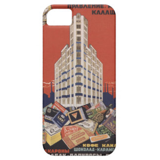 Fábrica soviética funda para iPhone SE/5/5s