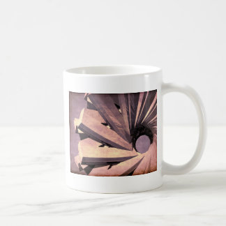 Fabricación abstracta taza