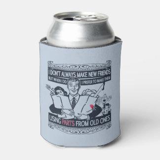 Fabricación de amigos enfriador de latas