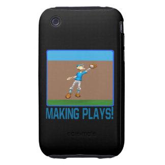 Fabricación de juegos iPhone 3 tough cobertura