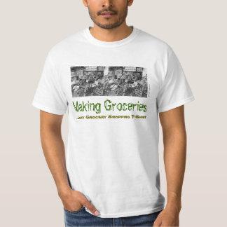 Fabricación de la camiseta de los ultramarinos remera