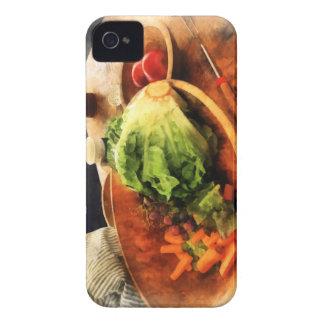 Fabricación de la ensalada de Waldorf iPhone 4 Cárcasas