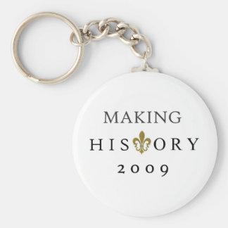 FABRICACIÓN DE LA NACIÓN DE LA HISTORIA 2009 WHODA LLAVERO REDONDO TIPO PIN