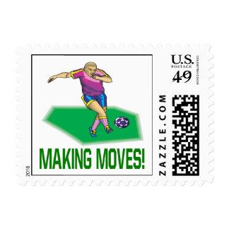 Fabricación de movimientos