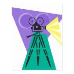 Fabricación de películas postal