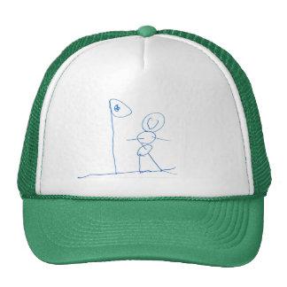 Fabricación de una meta gorra