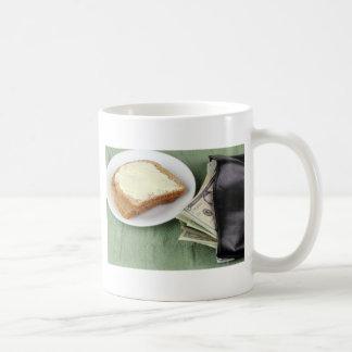Fabricación de una vida, de un pan y de una taza de café