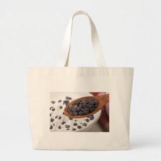 Fabricación del bolso de compras del paño de las bolsa tela grande