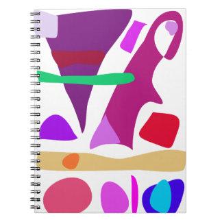 Fabricación del café cuadernos