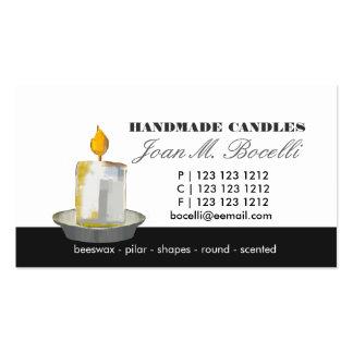 Fabricación del ~ del fabricante de la vela plantilla de tarjeta personal