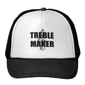 Fabricante agudo gorras de camionero