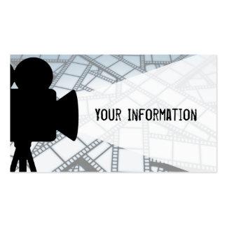 Fabricante de película tarjeta de visita