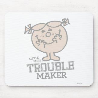Fabricante de problema tapete de raton