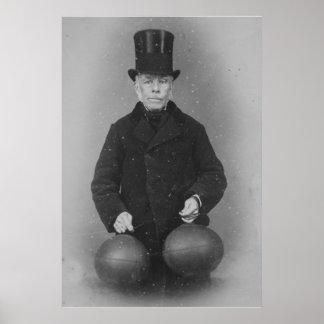 Fabricante de Richard Lindon de la bola de rugbi m Impresiones