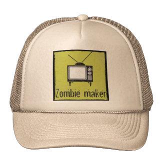 Fabricante del zombi - televisión gorras de camionero
