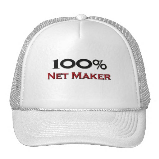 Fabricante neto del 100 por ciento gorro
