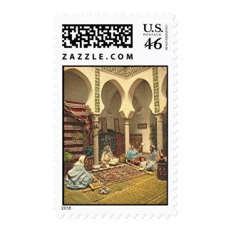 Fabricantes argelinos 1899 de la alfombra